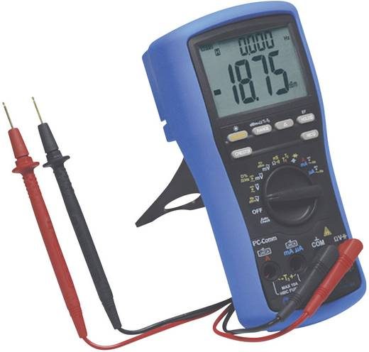 Hand-Multimeter digital Metrel MD 9050 Kalibriert nach: Werksstandard CAT IV 1000 V Anzeige (Counts): 9999