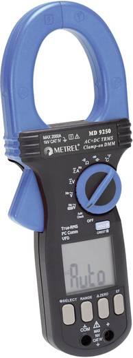 Stromzange, Hand-Multimeter digital Metrel MD 9250 Kalibriert nach: Werksstandard (ohne Zertifikat) CAT IV 1000 V Anzei