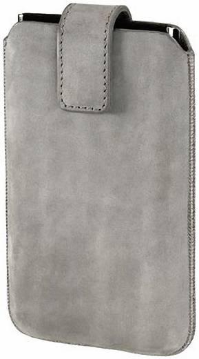Hama Chic Case Gr. XL Sleeve , Innenmaß (B x H x T): 75 x 135 x 13 mm Grau