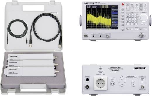 Rohde & Schwarz EMC-PCS1 Spektrum-Analysator, Spectrum-Analyzer EMV Precompliance Set 1 (1 GHz)