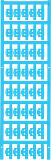 Zeichenträger Montageart: aufclipsen Beschriftungsfläche: 21 x 4.10 mm Passend für Serie Einzeldrähte Atoll-Blau Weidmüller SFC 0/21 NEUTRAL BL 1813220000 Anzahl Markierer: 200 200 St.