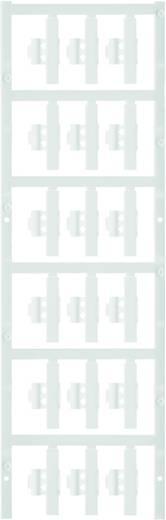 Zeichenträger Montageart: aufclipsen Beschriftungsfläche: 30 x 4.10 mm Passend für Serie Einzeldrähte Weiß Weidmüller SFC 0/30 NEUTRAL WS 1813240000 Anzahl Markierer: 150 150 St.