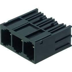 Konektor do DPS Weidmüller SU 10.16HP/05/270G 3.5AG BK BX 1813520000, 50.80 mm, pólů 5, rozteč 10.16 mm, 20 ks