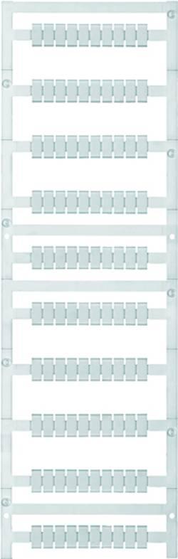 Repères de blocs de jonction MultiCard MF-W 9/5 MC NEUTRAL 1816270000 blanc