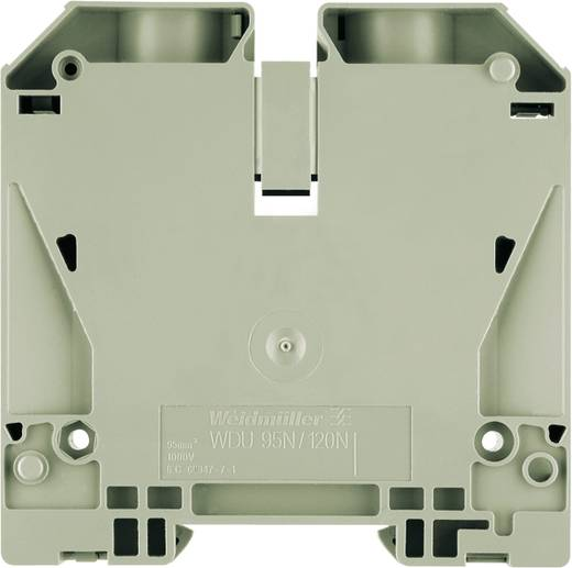 Durchgangs-Reihenklemme WDU 95N/120N Weidmüller Inhalt: 5 St.