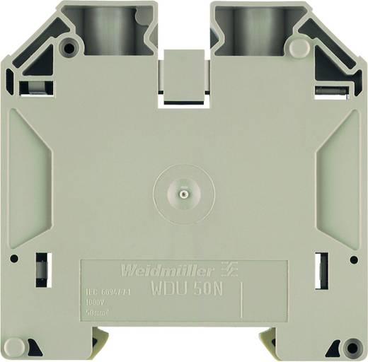 Durchgangs-Reihenklemme WDU 50N Weidmüller Inhalt: 10 St.