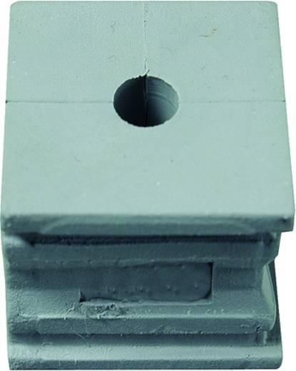 Weidmüller CABTITE KT 3 Kabeldurchführung Klemm-Ø (max.) 4 mm 10 St.