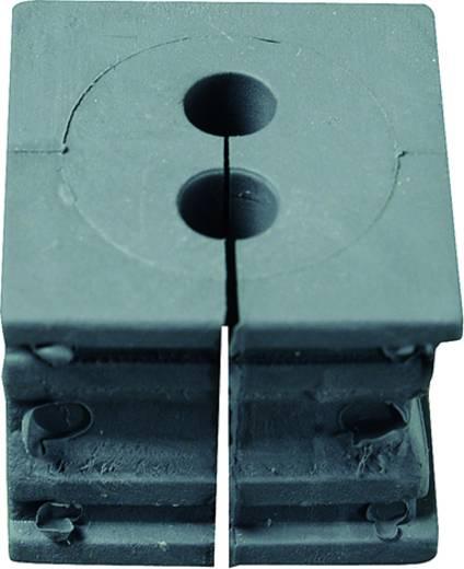 Kabeldurchführung Klemm-Ø (max.) 4 mm Weidmüller CABTITE KT 2/4 10 St.