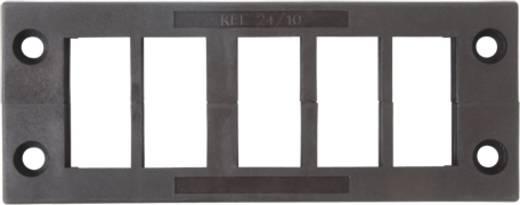 Blindstopfen Kunststoff Schwarz Weidmüller CABTITE ATG BLACK 10 St.