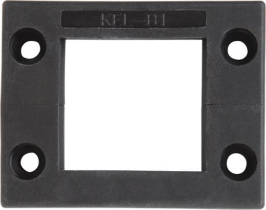 Kabeldurchführung Klemm-Ø (max.) 18 mm Weidmüller CABTITE KT 17 B 10 St.