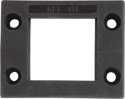 Kabeldurchführung Klemm-Ø (max.) 4 mm Weidmüller CABTITE KT 2/4 B 10 St.