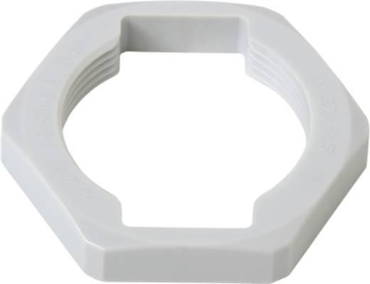 Gegenmutter SUB-D9 Kunststoff Weiß Weidmüller CABTITE SUBD9 10 St.