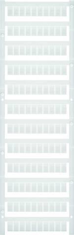 Repère de bornes MultiCard Weidmüller WS 10/6 MC NEUTRAL 1828450000 blanc 600 pc(s)