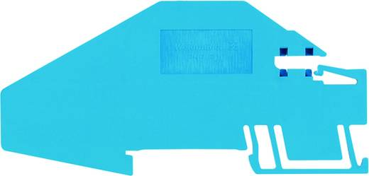 Abschlussplatte, Halteplatte PHP PDL 1837090000 Weidmüller 20 St.