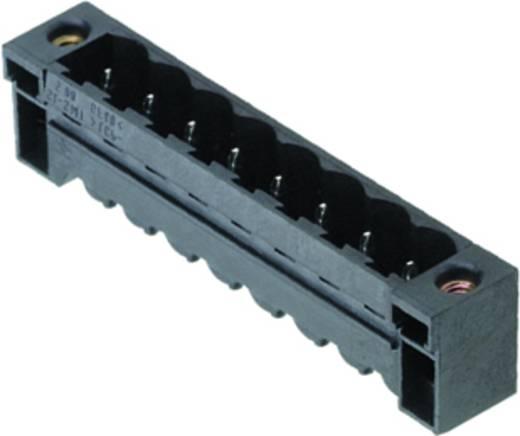 Leiterplattensteckverbinder SL-SMT 5.08/15/180F 3.2SN BK BX Weidmüller Inhalt: 50 St.