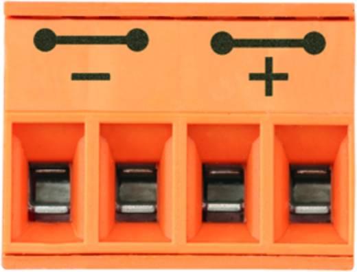 Leiterplattensteckverbinder BLZ 5.08/04/180QV2 SN OR BX PRT Weidmüller Inhalt: 90 St.