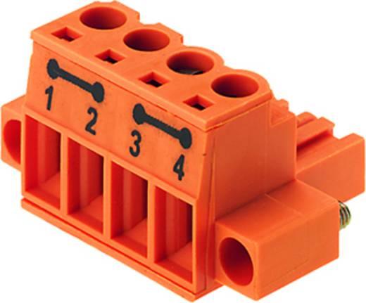 Buchsenleiste (Standard) BL/SL 5.08 Polzahl Gesamt 4 Weidmüller 1839780000 Rastermaß: 5.08 mm 90 St.