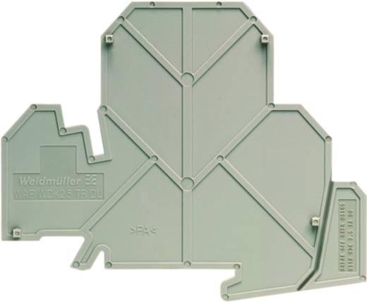 Abschlussplatte WAP WDK 2.5N/TR-DU 1839850000 Weidmüller 50 St.