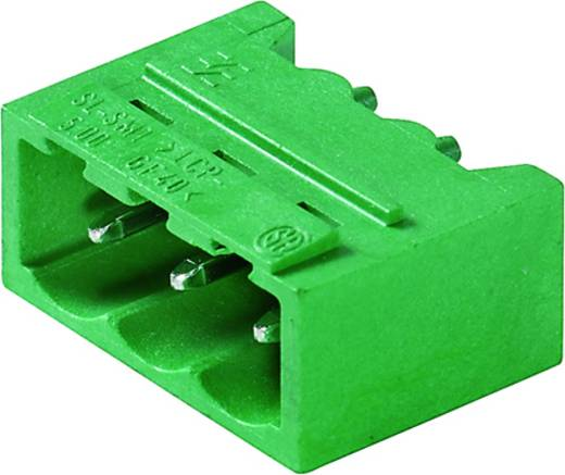 Leiterplattensteckverbinder SL-SMT 5.00/21/90G 3.2SN BK BX Weidmüller Inhalt: 20 St.