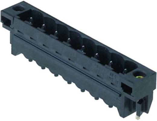 Leiterplattensteckverbinder SL-SMT 5.00/08/180LF 3.2SN BK BX Weidmüller Inhalt: 50 St.