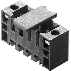 Konektor do DPS Weidmüller SL-SMT 3.50/24/180LF 3.2SN BK BX 1842760000, 91.00 mm, pólů 24, rozteč 3.
