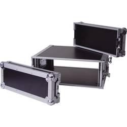 19-palcový rack na zosilňovače 30109784 360003, 4 U, drevo