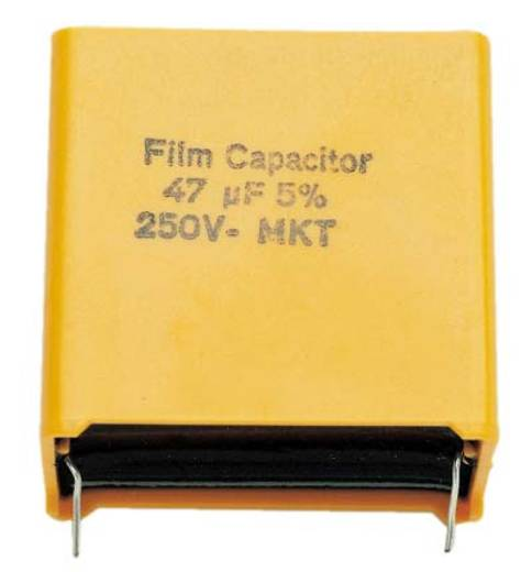 Lautsprecher-Kondensator Visaton 2.2UF 2.2 µF