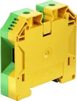 Bloc de jonction de protection Weidmüller WPE 50N 1846040000 10 pc(s)