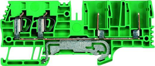 Schutzleiter-Reihenklemme ZTPE 4/4AN/2 Weidmüller Inhalt: 50 St.