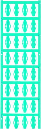 Leitermarkierer Montage-Art: Kabelbinder Beschriftungsfläche: 23.50 x 5 mm Passend für Serie Einzeldrähte, Universaleins