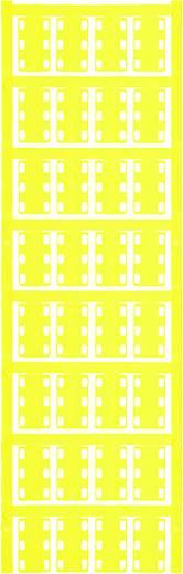 Leitermarkierer Montageart: Kabelbinder Beschriftungsfläche: 23 x 8.20 mm Passend für Serie Einzeldrähte, Universaleinsatz Gelb Weidmüller SFX 14/23 NEUTRAL GE V2 1852410000 Anzahl Markierer: 160 160 St.
