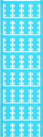 Leitermarkierer Montageart: Kabelbinder Beschriftungsfläche: 23 x 8.20 mm Passend für Serie Einzeldrähte, Universaleinsatz Atoll-Blau Weidmüller SFX 14/23 NEUTRAL BL V2 1852450000 Anzahl Markierer: 160 160 St.