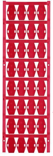 Leitermarkierer Montageart: Kabelbinder Beschriftungsfläche: 23.90 x 9 mm Passend für Serie Einzeldrähte, Universaleinsatz Red Weidmüller SFX 9/24 NE RT V2 1852470000 Anzahl Markierer: 160 160 St.