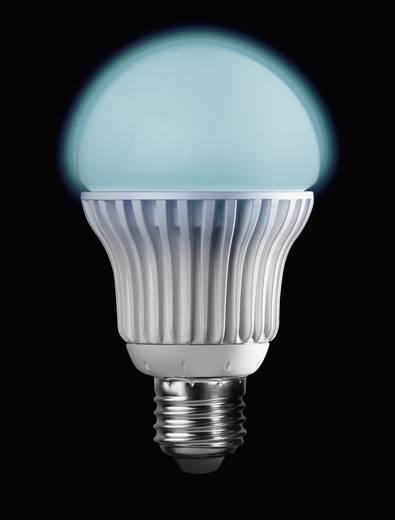 BASETECH LED RGB mit IR-Fernbedienung E27, 3,7W, Globeform