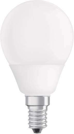 Energiesparlampe OSRAM 230 V E14 9 W = 40 W Warm-Weiß EEK: A Tropfenform Inhalt 1 St.