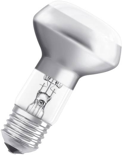 Eco Halogen OSRAM 230 V E27 30 W Warm-Weiß EEK: D Reflektor dimmbar 1 St.