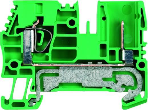 Schutzleiter-Reihenklemme ZTPE 4/2AN/1 Weidmüller Inhalt: 50 St.