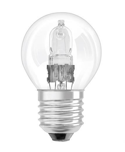 Eco Halogen OSRAM 230 V E27 18 W Warm-Weiß EEK: D Glühlampenform dimmbar 1 St.