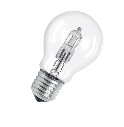 Eco Halogen 94 mm OSRAM 230 V E27 20 W Warm-Weiß EEK: D Glühlampenform dimmbar 1 St.