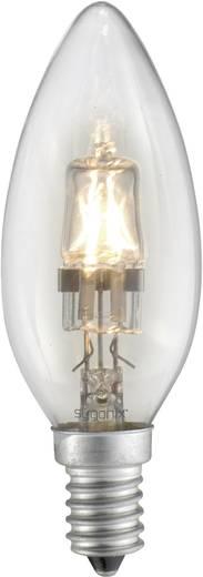 Eco Halogen 97 mm Sygonix 230 V E14 18 W Warm-Weiß EEK: C Kerzenform dimmbar 1 St.
