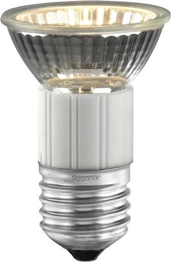 Eco Halogen 73 mm Sygonix 230 V E27 50 W Warm-Weiß EEK: C Reflektor dimmbar 1 St.