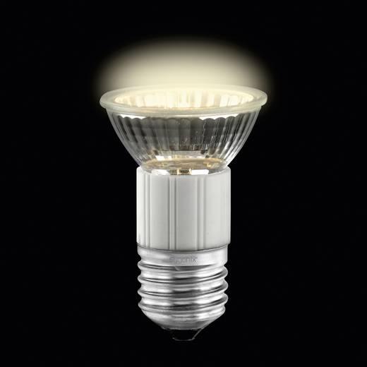 Sygonix Eco Halogen 73 mm 230 V E27 50 W Warm-Weiß EEK: C Reflektor dimmbar 1 St.