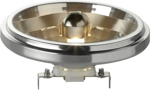 Eco Halogen 56 mm Sygonix 12 V G53 50 W Warm-Weiß EEK: C Reflektor dimmbar 1 St.