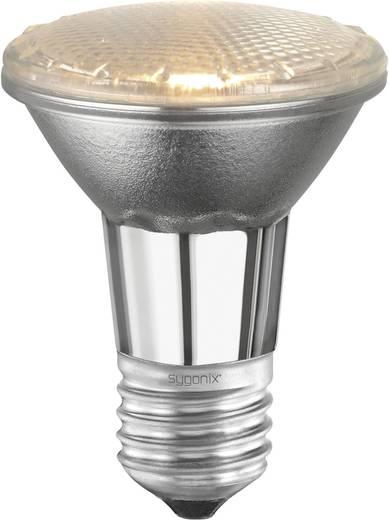 Eco Halogen 82 mm Sygonix 230 V E27 28 W Warm-Weiß EEK: C Reflektor dimmbar 1 St.