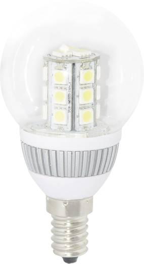 LED E14 Globeform 2.5 W = 25 W Kaltweiß (Ø x L) 50 mm x 92.5 mm EEK: A+ 1 St.