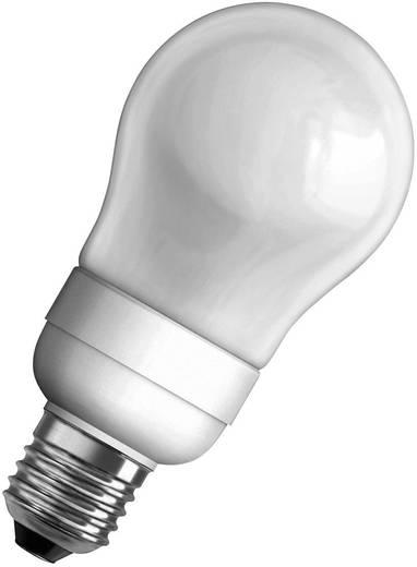 Energiesparlampe 135 mm OSRAM 230 V E27 15 W = 64 W EEK: A Glühlampenform Inhalt 1 St.