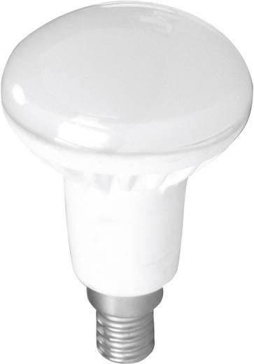 LED E14 Spezialform 5 W = 25 W Warmweiß (Ø x L) 50 mm x 86 mm EEK: A+ Müller Licht 1 St.