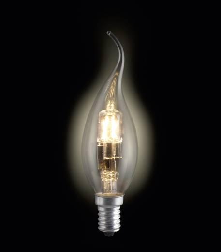 sygonix ECO HALOGEN E14 42W=60W warm-weiß Kerzenform Wind