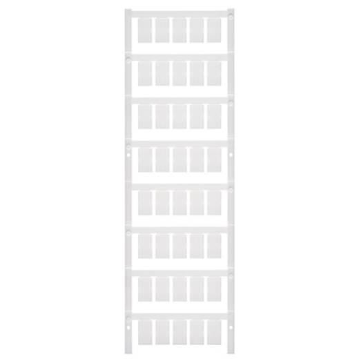 Gerätemarkierung Montage-Art: aufclipsen Beschriftungsfläche: 17 x 10 mm Passend für Serie Baugruppen und Schaltanlagen,
