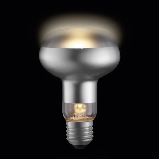 Eco Halogen 116 mm Sygonix 230 V E27 70 W Warm-Weiß EEK: D Reflektor dimmbar 2 St.